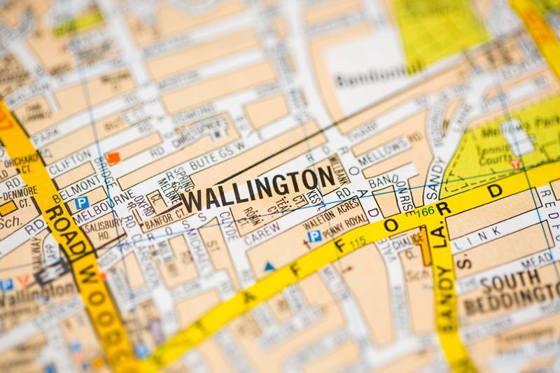Rubbish company Wallington